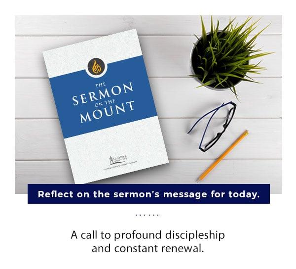 The Sermon on the Moun