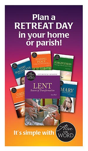 Alive in the Word Lent Retreat