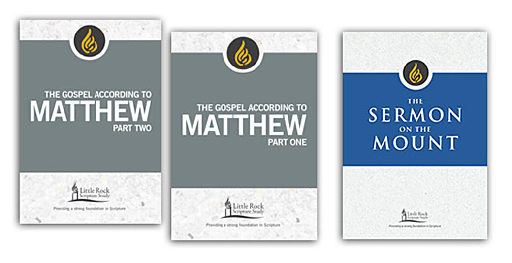 The Gospel According to Matthew and The Sermon on the Mount