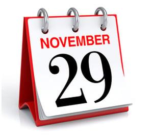 Year B begins November 29